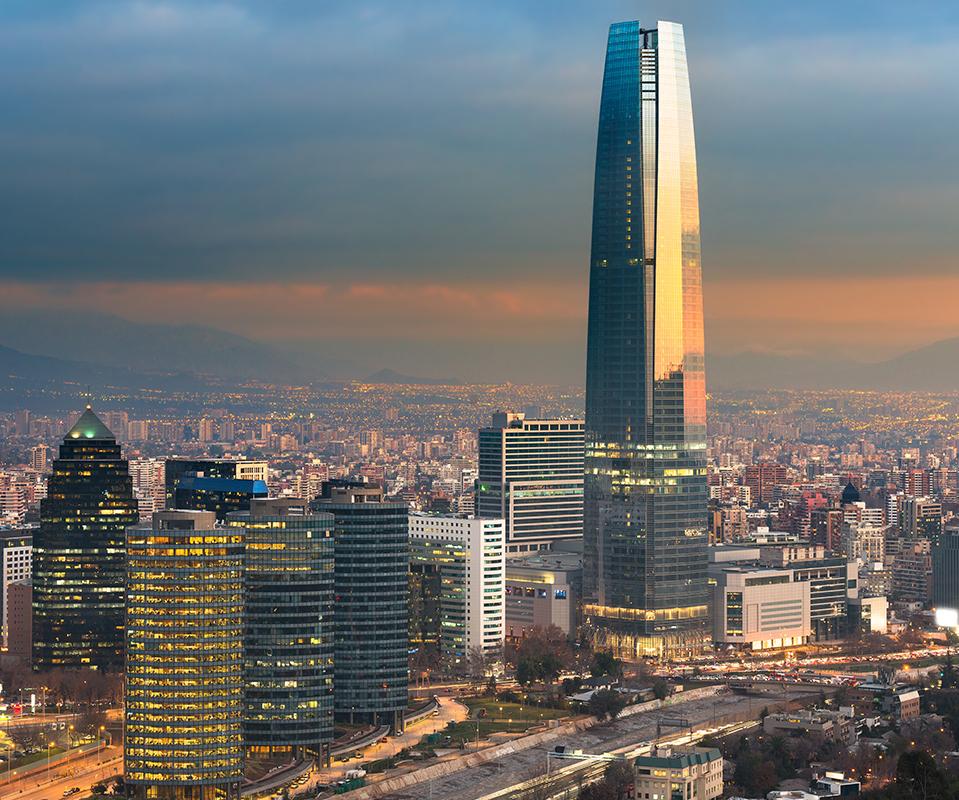 Hoteles En Las Condes, Chile