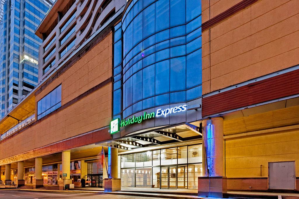 Hotéis em Puerto Montt – Holiday Inn Express