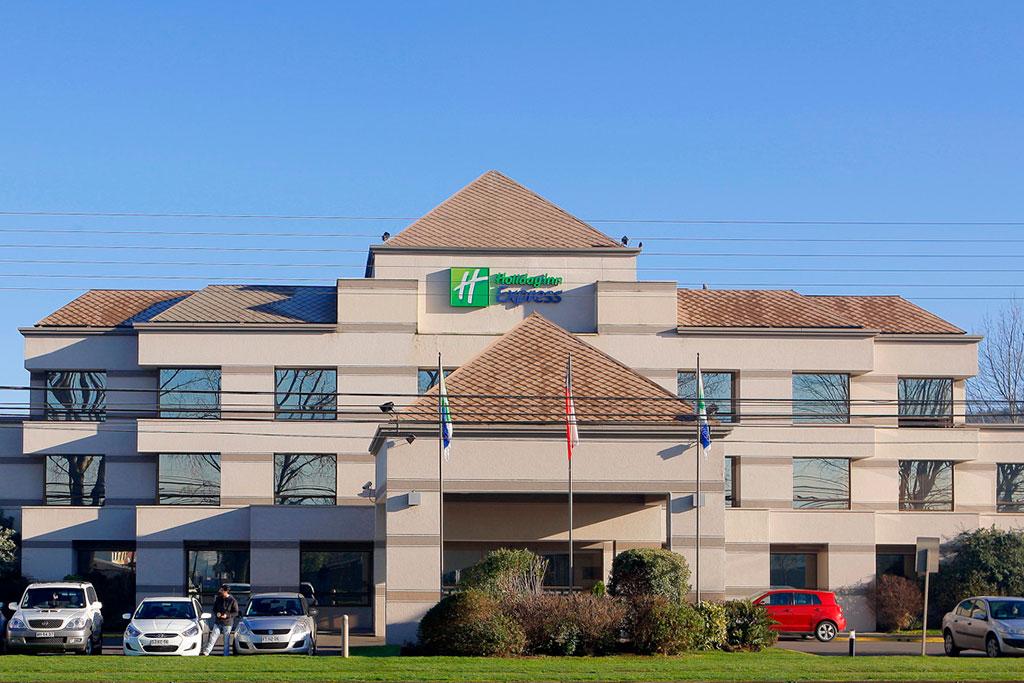Hotéis em Temuco – Holiday Inn Express