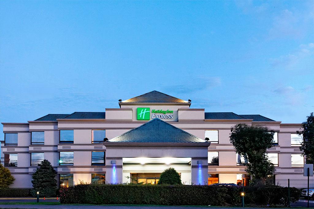 Hoteles en Concepción – Holiday Inn Express