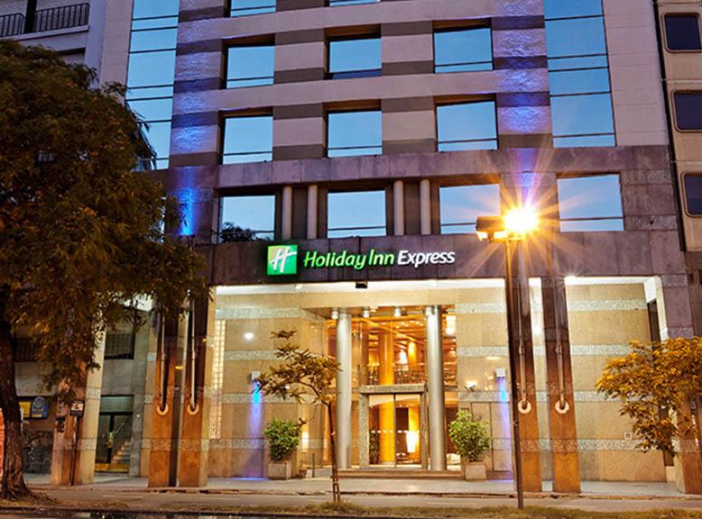 Hotel en Buenos Aires – Holiday Inn Express
