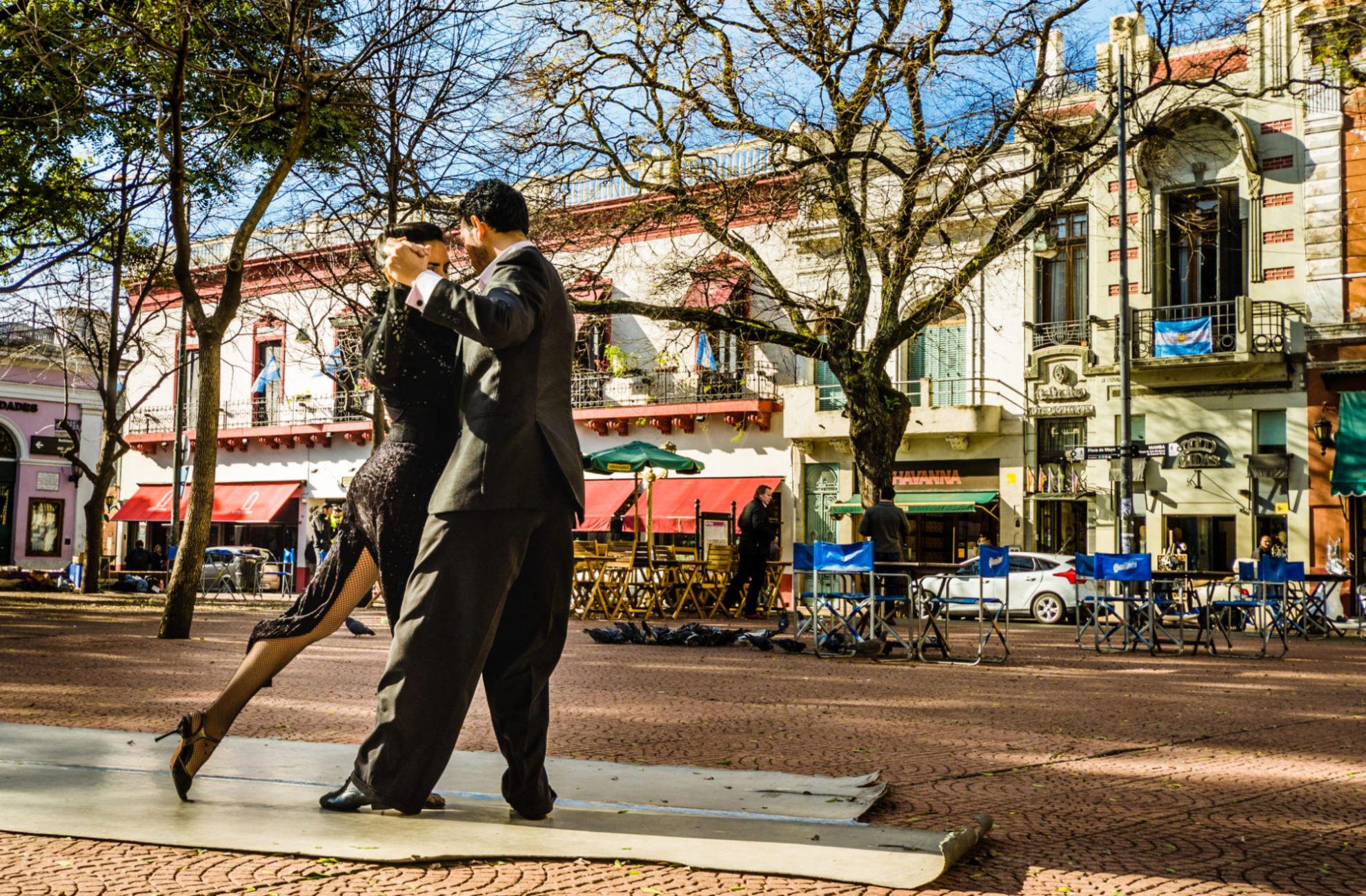 Viver A Paix 227 O Do Tango Tango Em Buenos Aires Holiday